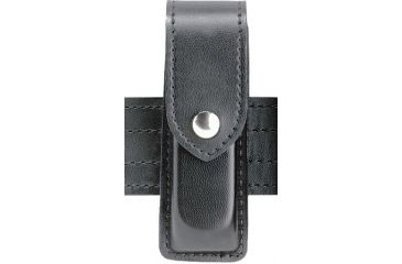 Safariland 76 Single Handgun Magazine Pouch - STX Tactical Black, Ambidextrous 76-76-13