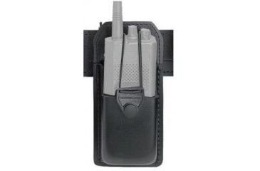 Safariland 762 Radio Carrier, Swivel 762-XX-4 - 1.625in (41mm) Deep x 2.25in (60mm) Wide x 3.5in (89mm) High