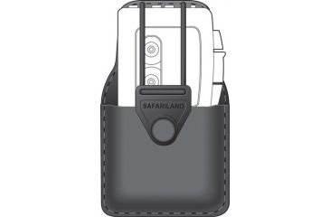 Safariland 764 Cassette Tape Recorder Holder