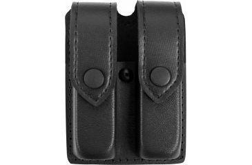 Safariland 77 Double Handgun Magazine Pouch - STX Black, Ambidextrous - Glock 37, Beretta PX4 & Similar