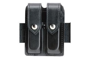 Safariland 77 Mag Pouch Hi-Gloss Black Glock 17+2 77-083-9B