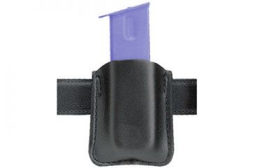 Safariland 81 Concealment Magazine Holder, Lightweight - Plain Black, Ambidextrous 81-83-2