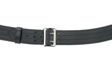 Safariland 872 Suede Lined Contour Belt w/ Buckle, 2.25in Wide, 34 in Waist
