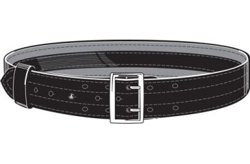 Safariland 87V Suede Lined Belt, w/ Hook and Loop System 87V-XX-9B