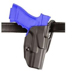 Safariland ALS Belt Holster, Right Hand, STX Plain Black Paddle Only 6377-219-411-K14