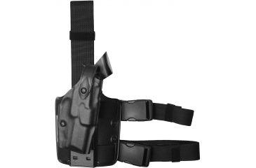 Safariland 6304 ALS Tactical Holster - STX Black, Right Hand - Heckler & Koch P2000 - 6304-97-131