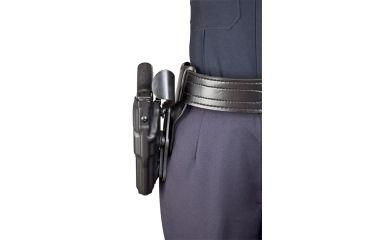 Safariland Belt Loop Plain Black Rh Glock 19 - 6281BL-283-61