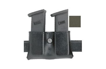 Safariland Double Mag Pouch Open Top STX OD Green Glock 17 79-83-56