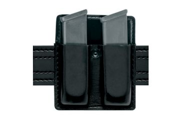 Safariland Double Mag Pouch Open Top B/W Black  Glock 17 79-83-4