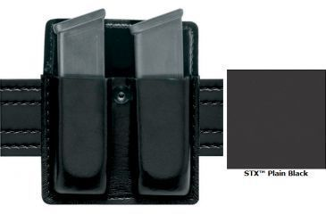 Safariland Double Mag Pouch Open Top STX Black SW 59 Ber 92 79-76-13