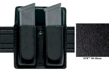 Safariland Double Mag Pouch Open Top STX Hi-Gloss Glock 17 79-83-49