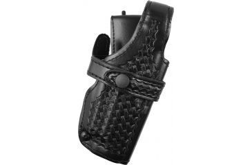 Safariland Duty Holster, Low-Ride, Level III Retention - Basket Black, Right 0705777181