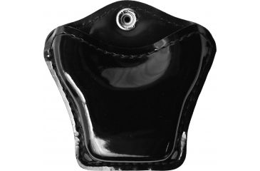 Safariland 090H Handcuff Pouch, Open Top, Formed - Hi Gloss Black - 090H-9