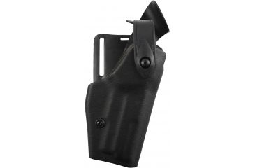 Safariland Level II Retention, Mid-Ride Holster - STX TAC Black, Right 6280-74-131-H
