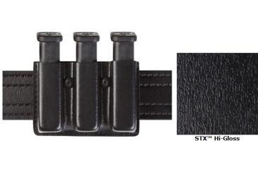 Safariland Model 775 Slim Triple Mag Pouch Open Top STX Hi-Gloss SW 59 Ber 92 775-76-49