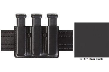 Safariland Model 775 Slim Triple Mag Pouch Open Top STX Plain Colt 1911 775-53-41
