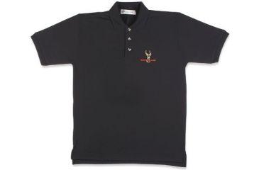 Safariland Polo Short Sleeve Black Xl TS-6824