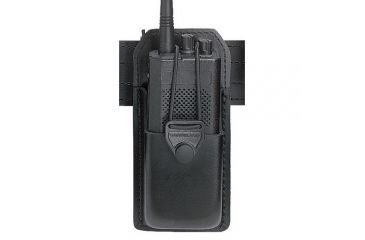 Safariland Radio Carrier, Swivel, 41mm Deep x 60mm Wide x 89mm High 762-5-22