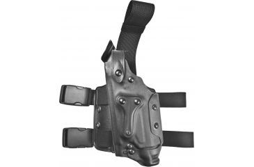 Safariland SLS Military Tactical Holster - STX Tactical Black, Left 6034-7712-132