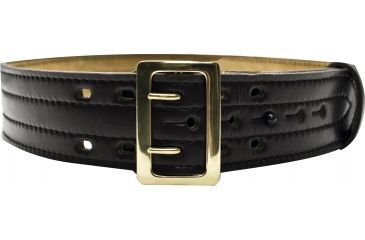 Safariland Suede Lined Belt W Buckle 2 25 Size 34 In