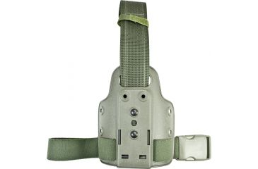 Safariland Tactical Leg Shroud, OD Green 6004-10-56