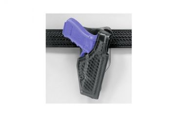 Safariland 2955 Low-Ride, Level II Retention Holster - Nylon-Look, Right Hand