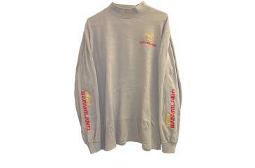 Safariland TS-2550 T-Shirt, Mock Turtleneck, Tan TS-2553