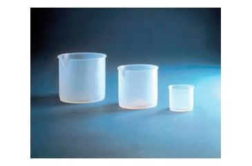 Saint Gobain Chemware Beakers, Teflon PFA, Saint-Gobain Performance Plastics D1069538