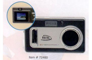 Sakar 4.1 Megapixel Digital Camera w/ 3x Optical Zoom 72480