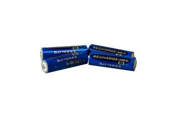 2-Sakar 4 AA NiMh Batteries 2500 mAh BP-1275R
