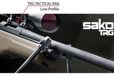 Sako Sako Trg Low Profile Picatinny Interface Strlpp