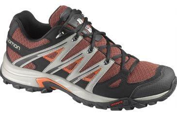 Salomon Men's Adventure Series Eskape Aero Hiking Shoe,Deep Red,7 35889726