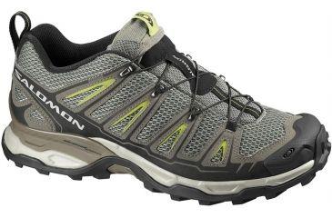 Salomon Men's Adventure Series X Ultra Hiking Shoe,Seaweed Green,7 35936326