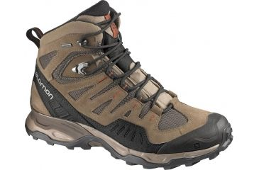 Salomon Men's Backpacking Series Conquest GTX Hiking Shoe,Shrew,7 35695826