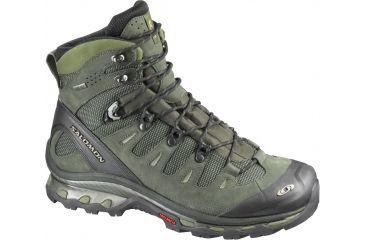 Salomon Men's Backpacking Series Quest 4D GTX Hiking Shoe,Olive,7 12865326