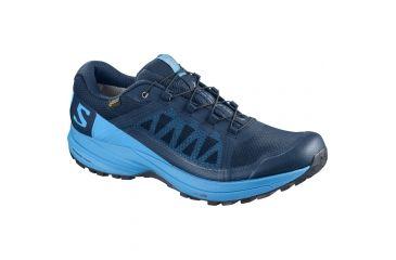 Salomon XA ELEVATE GTX - Trail running shoes - poseidon/hawaiian surf/black vx0yTDF