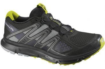 Salomon Mens XR Mission Shoe,Black,13 32978638