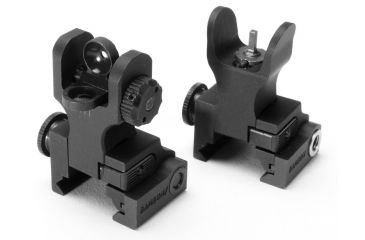 Samson Folding Front and Rear Sights Package