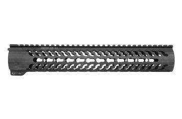 Samson KM-EVO-1237 Evolution Keymod AR-15 Aluminum 12.37'' Rail Black