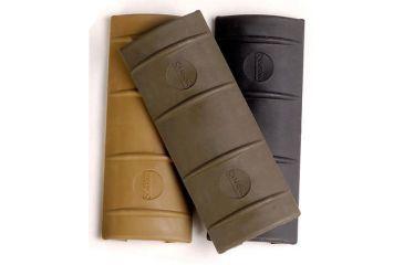 Samson 10 Slots Picatinny Rail Cover (Black, Coyote Brown, Foliage Green)