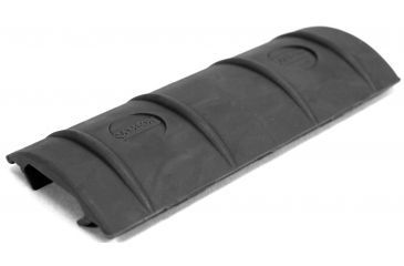 Samson Picatinny Rail Cover - 10 Slots, Black