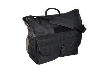 Sandpiper of California Frag Bag II Messenger Bag, Black 5030-O-BLK