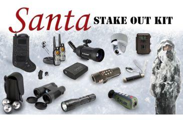 OpticsPlanet Santa Stakeout Kit
