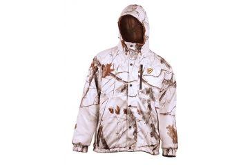 ccc2e82ecb005 ScentBlocker Northern Extreme Jacket, Realtree Xtra/Snow Camo, Large ERJXTL