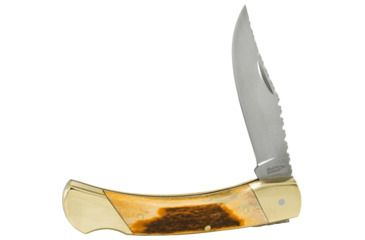 Schrade Taylor - Bear Paw 5inch Lockback - LB7ST