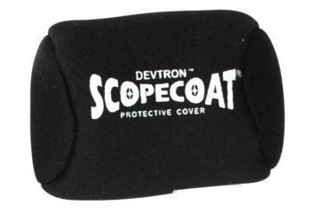 ScopeCoat Aimpoint Micro Red Dot Sight Cover, Black SC-AIM-MICRO-BLK