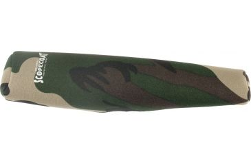 ScopeCoat Large Cover for 50mm Riflescopes, Camo 12 1/2in. x 50 mm