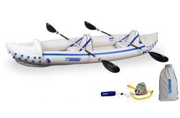 Sea Eagle 370 Kayak Pro Package 077383