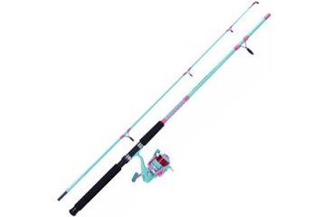 Sea Striker Shur Strike Spin Combo 7ft. Pink/Gr 071743