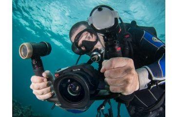 SeaLife Sea Dragon 2000 Photo/Video/Dive Light, Black SL984